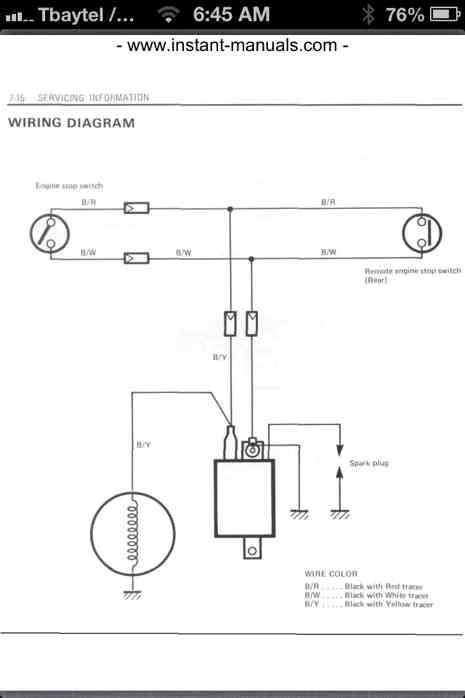 1984 Suzuki 50cc Atv Wiring Diagram