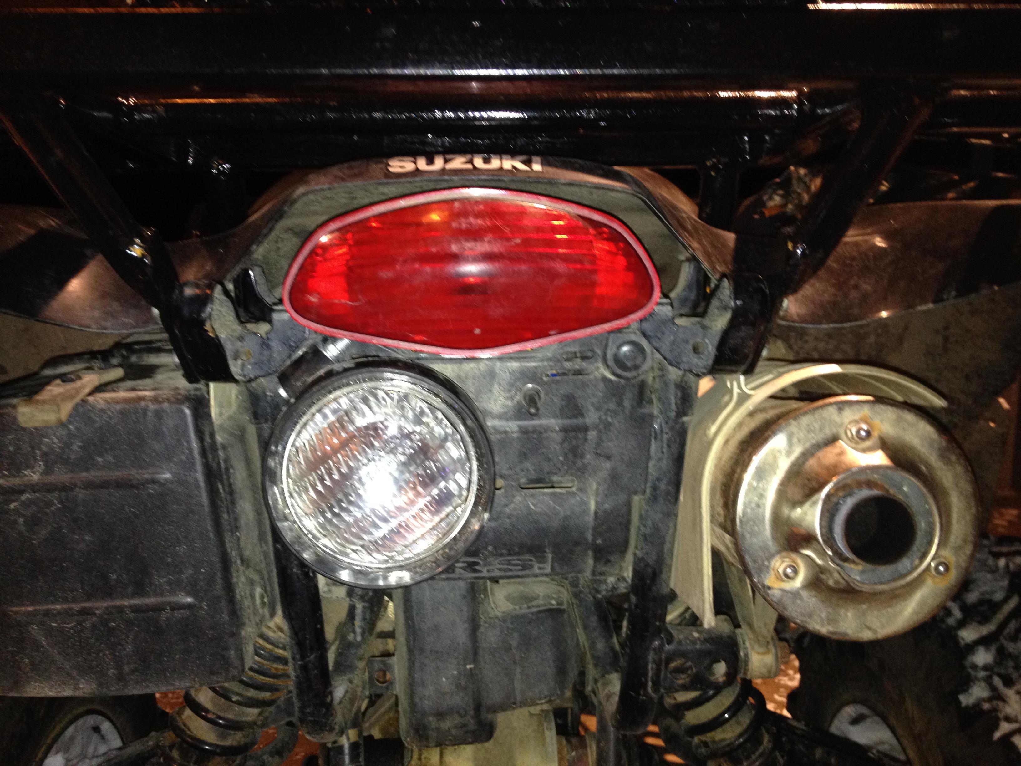 500 king Quad Wiring Question - Page 4 - Suzuki ATV Forum